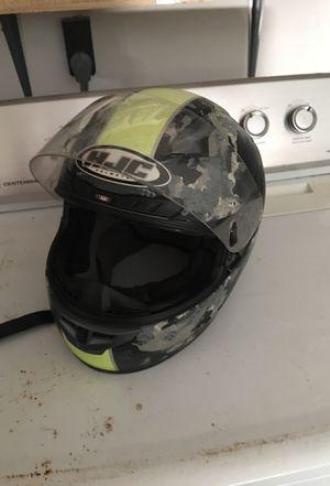 HJC motorcycle helmet for Sale in Clearwater, FL