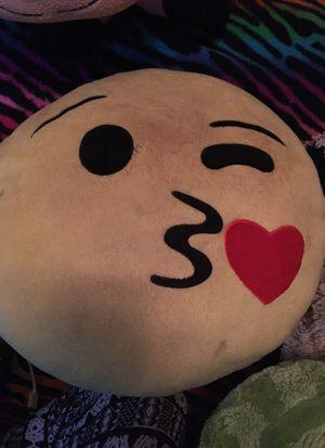 Emoji pillow for Sale in Saint Joseph, MO