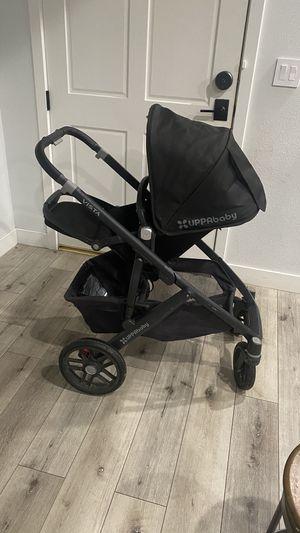 UPPAbaby Vista Stroller Jake (Black/Carbon) 2018 for Sale in Los Angeles, CA