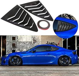 BRZ/FRS/86 ABS Quarter Louvers (Carbon Fiber Style) for Sale in Alpine, CA