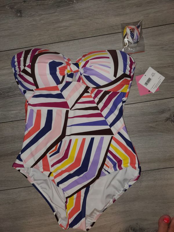 Designer bathing suits brand new all sizes available $35 each or 2 for $70