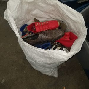 Sack Of Shoes For Africa Or Central America for Sale in Bowie, MD