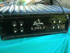 Kustom amplifier...old school for Sale in Norfolk, VA