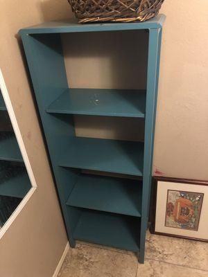 Small 4 shelf unit for Sale in Mesa, AZ