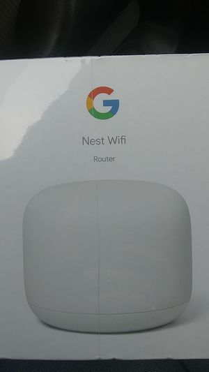 Google nest wifi router for Sale in Vancouver, WA