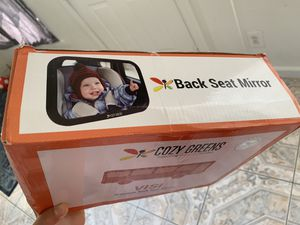 Back Seat Rear Facing Mirror for Sale in Dallas, TX