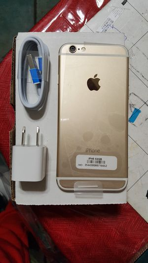 IPhone 6 64gb for Sale in Sanger, CA