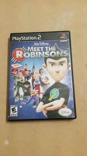 Meet the Robinson, PS2 for Sale in Jamul, CA