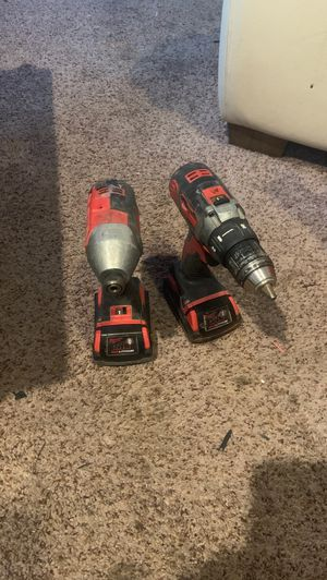 Milwaukee tools good working condition pick up only for Sale in Everett, WA