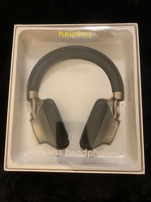 Heyday Wireless Noise Cancellation Headphones for Sale in Houston, TX