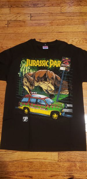 1993 DS Jurassic Park shirt for Sale in Chicago, IL
