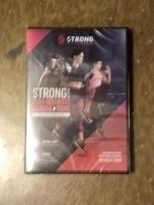 Strong By Zumba Dvd for Sale in Steubenville, OH