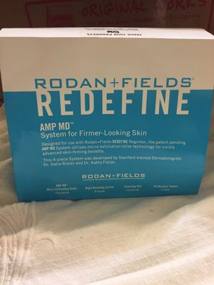 Rodan and fields redefine amp md for Sale in Plantation, FL