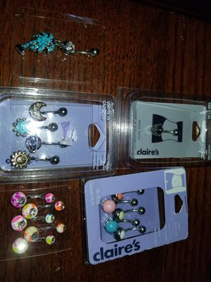 Belly button rings for Sale in Rialto, CA