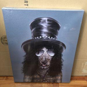 "Brand New Canvas Art ""Slash"" 16x20 for Sale in North Las Vegas, NV"