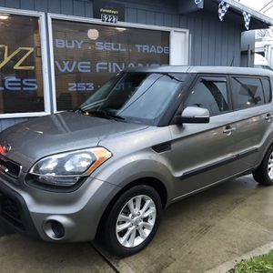 Engine and Auto Trans Kia Soul for Sale in Tacoma, WA