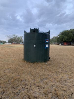 2500 gal water storage tank for Sale in Decatur, TX