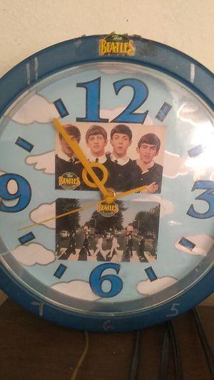 Antique Beatles clock for Sale in Montebello, CA
