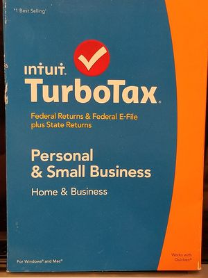 TurboTax 2014 Home & Business for Sale in St. Peters, MO