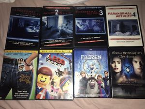 various DVDs for Sale in Port Orchard, WA