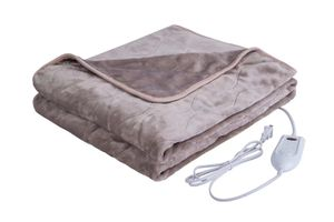 """Electric heated blanket 51""""X71""""Oversize washable for Sale in Chino, CA"""