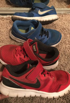 Boys nike running shoes for Sale in Las Vegas, NV