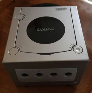 Nintendo GameCube Silver System for Sale in Fort Washington, MD