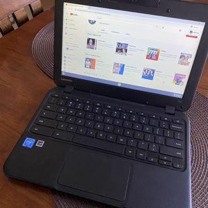 """Lenovo Chromebook 11"""" Laptop for Sale in Las Vegas, NV"""