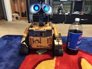 The Ultimate life like Wall-E U-Command , Vintage Rare First Edition for Sale in Escondido, CA