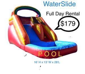 Water slide for Sale in Miami Springs, FL