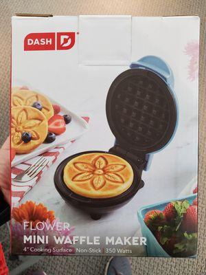 "Mini waffle maker 4"" for Sale in Warrenville, IL"