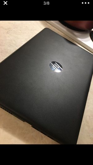 HP Laptop quad core touch screen SSD for Sale in Tarpon Springs, FL