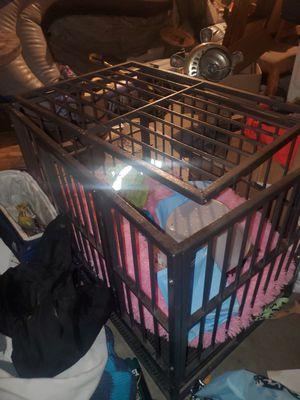 Heavy duty Dog kennel for Sale in Lake Stevens, WA