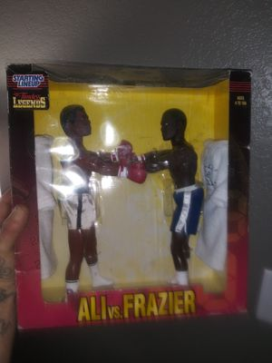 Collectible boxing action figures for Sale in North Las Vegas, NV