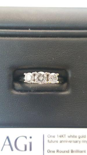 Past Present & Future Diamond Ring for Sale in San Diego, CA
