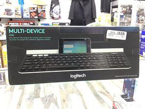 Logitech multi device keyboard for Sale in Davie, FL