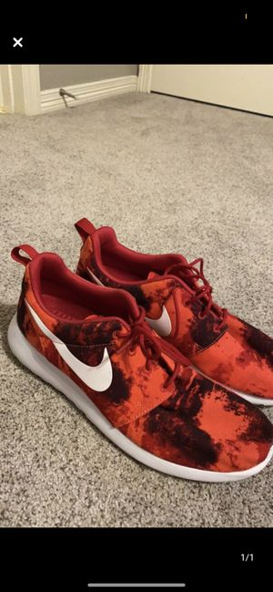 Red Nike's for Sale in Frisco, TX