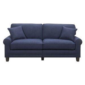 2 Sofas for sale. Navy blue. $150 ea for Sale in Fresno, CA