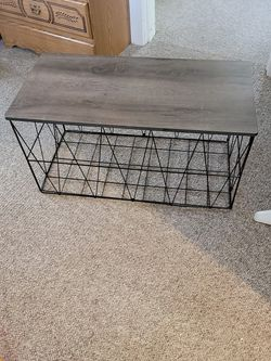 Small Coffee Table With Underneath Storage for Sale in Nashville,  TN
