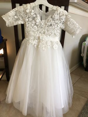 Flower Girl Dress Size 6 JJ House for Sale in Lutz, FL