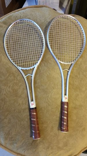 Vintage Dunlop Tennis rackets set for Sale in Mukilteo, WA
