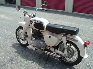 Vintage 1969 Honda Dream CA-77 for Sale in Elmont, NY