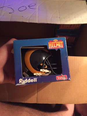 Selling old football helmets for Sale in Knoxville, TN