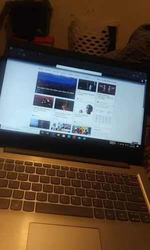 Lenovo laptop ideapad 81mu for Sale in Bethel Park, PA