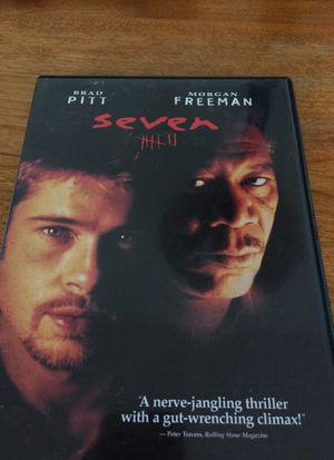 Seven DVD for Sale in Boston, MA