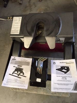 Fifth wheel hitch for Sale in Eagle Point, OR