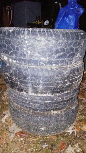 4- 235/70R16 tires for Sale in Harrisonburg, VA