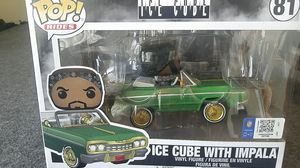 funko pop! ice cube with ride for Sale in Saint Charles, MO