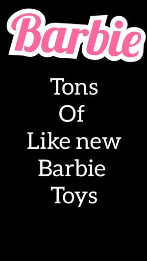 BARBIE!!! for Sale in Antioch, CA
