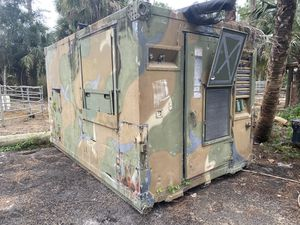Military storage container for Sale in Naples, FL